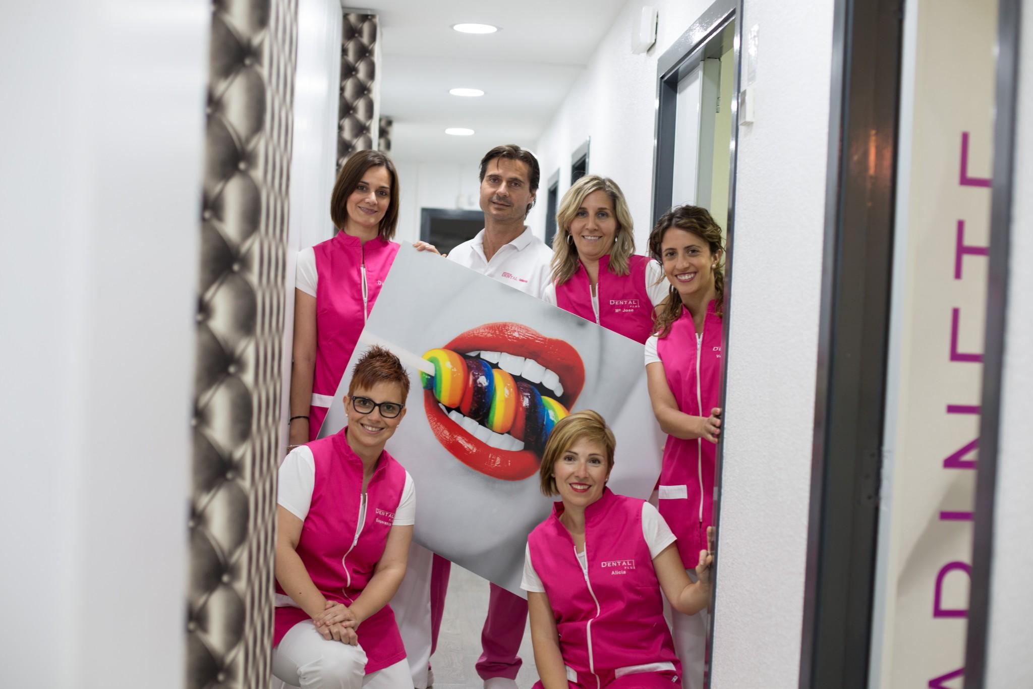 Equipo Clínica Dental Asistencia Dental Plus Valencia