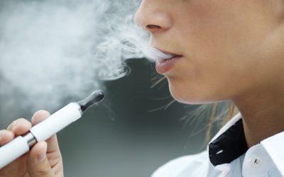 Cigarrillos electrónicos y salud bucodental