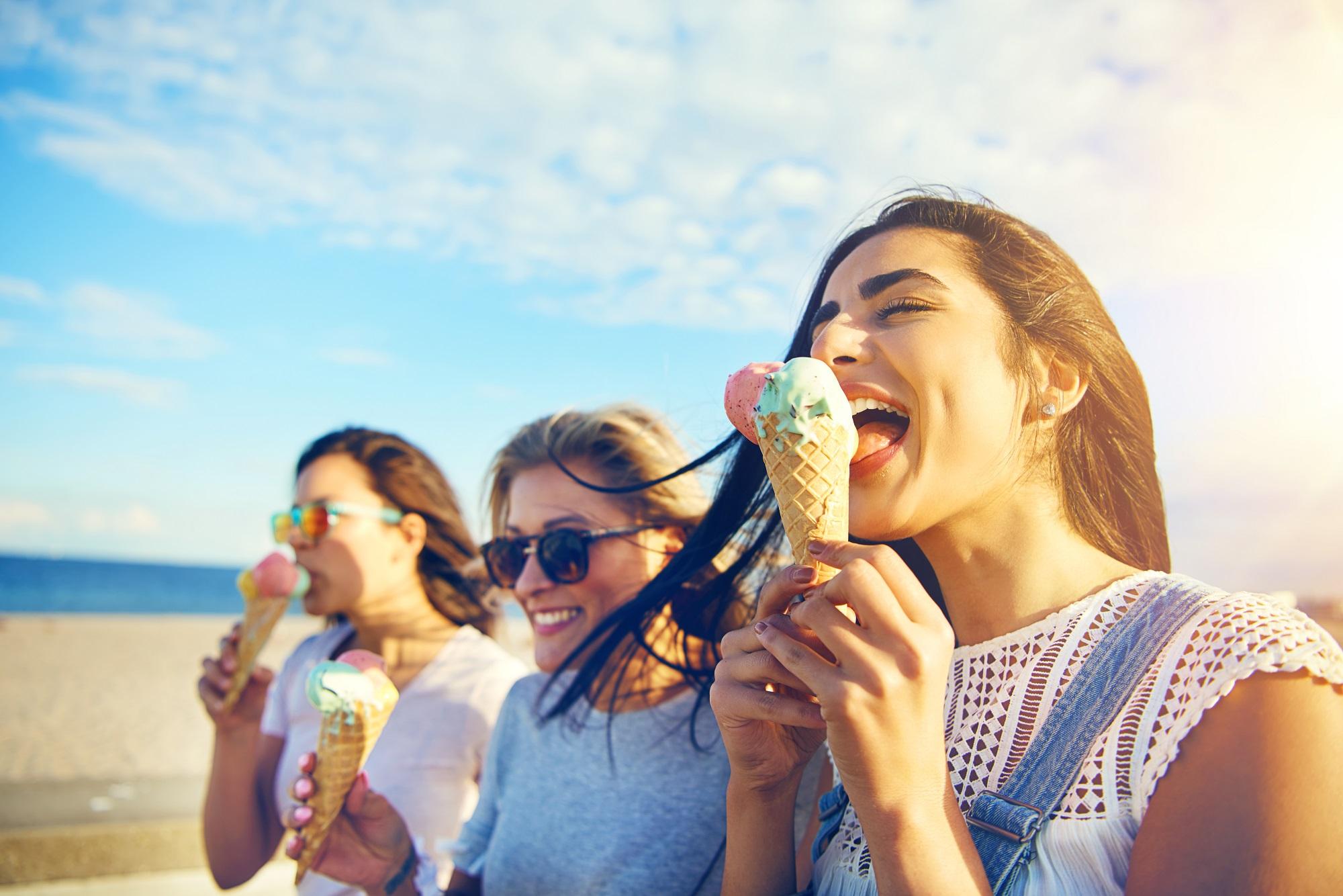 sensibilidad dental en verano